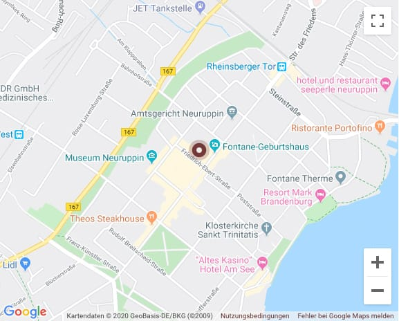 Linda Dertz LUXURY DESIGN - Gardinenfachhandel Neuruppin - Google Maps Preview